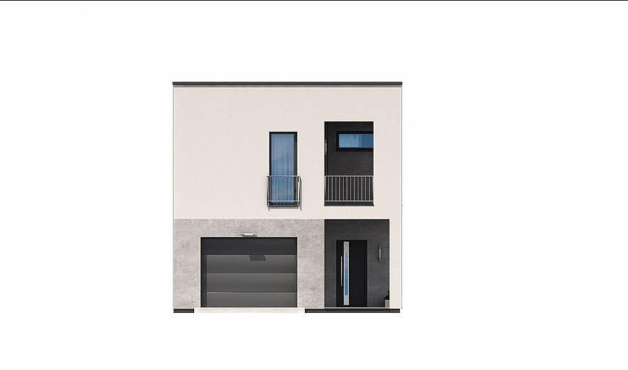Ka36 Projekt domu Ka36