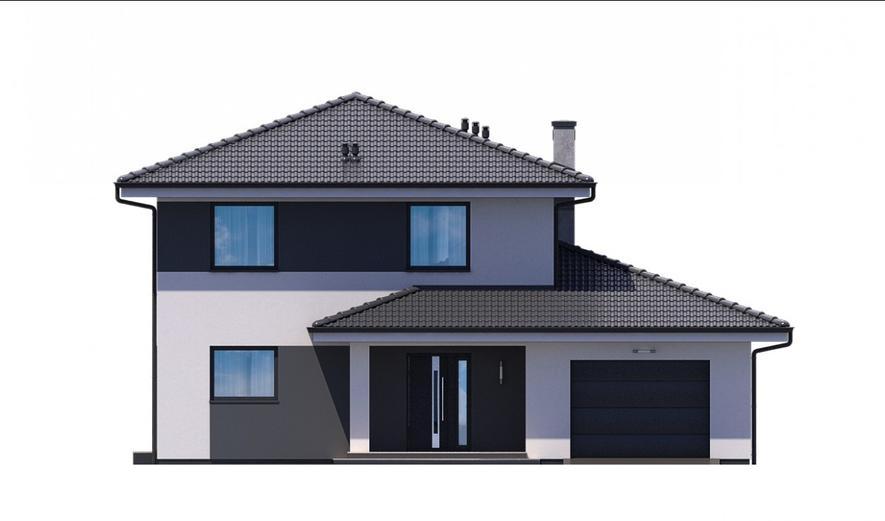 Ka35 Projekt domu Ka35