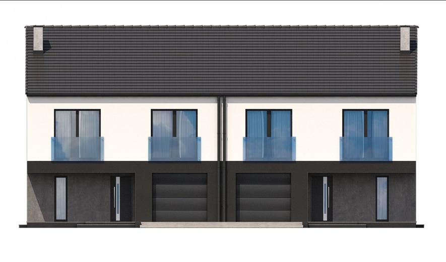 Ka125 Projekt domu Ka125
