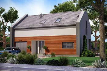 Projekt domu Ka25