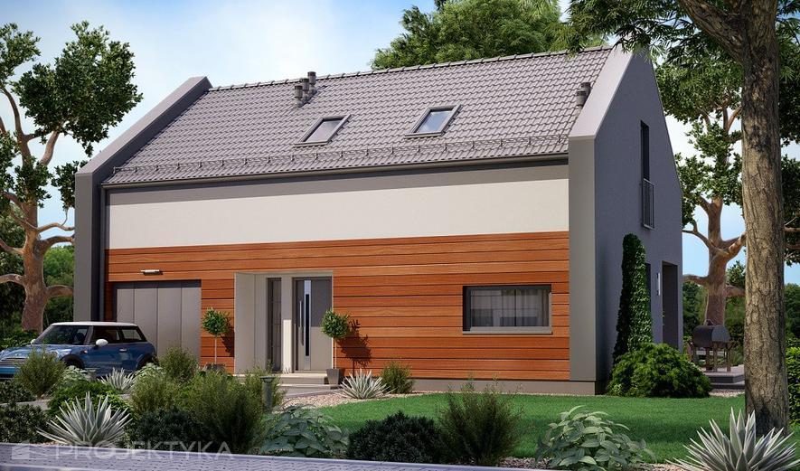 Ka25 Projekt domu Ka25