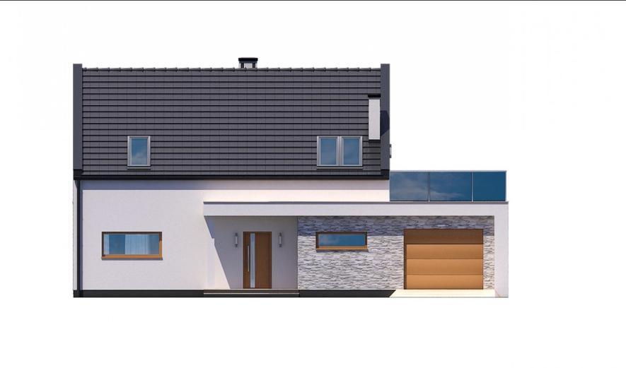 Ka24 Projekt domu Ka24