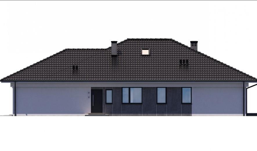 Ka23 M ver.4 Projekt domu Ka23 M ver.4