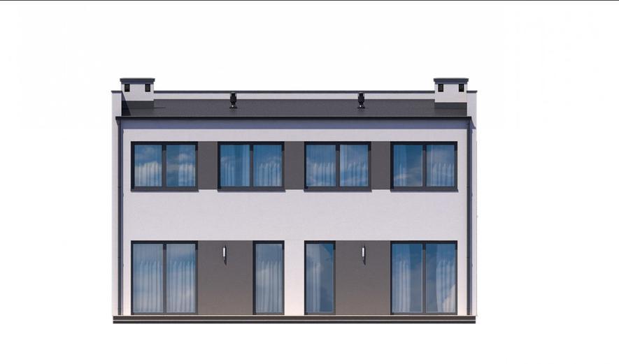 Ka13 Projekt domu Ka13
