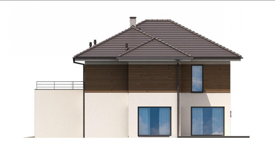 Ka4 Projekt domu Ka4