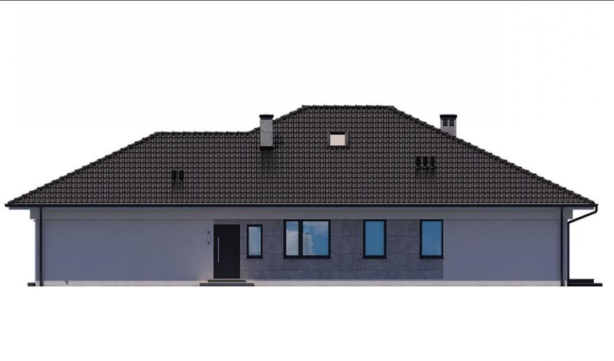 Ka23 T Projekt domu Ka23 T