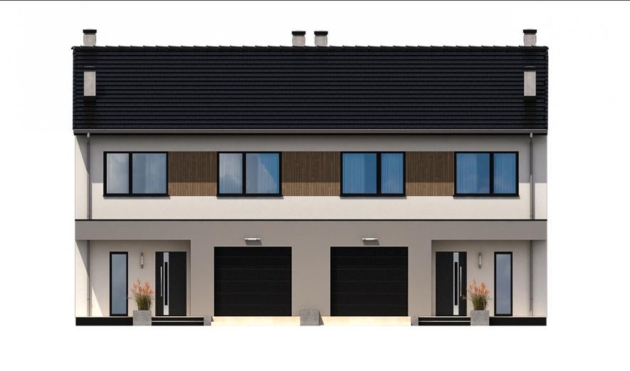 Ka124 Projekt domu Ka124