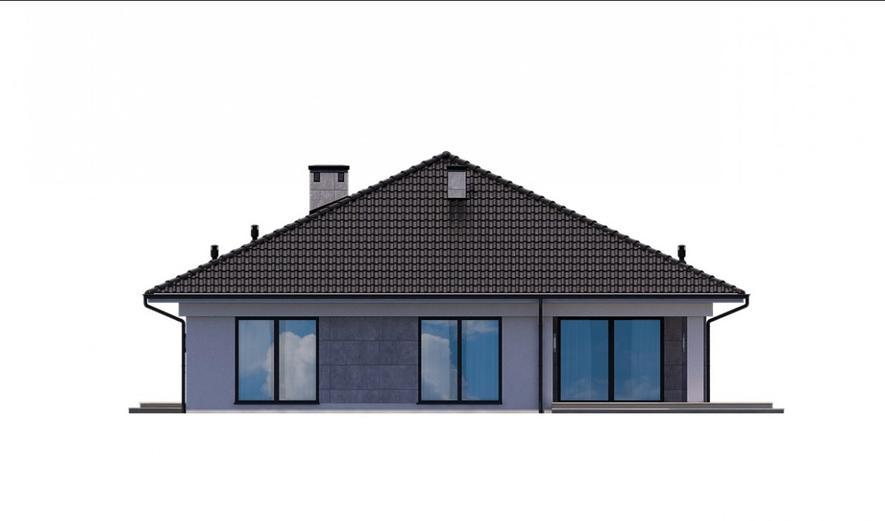 Ka23 ver.1 T Projekt domu Ka23 ver.1 T