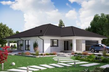 Projekt domu Ka23 ver.1 T