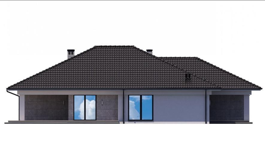 Ka23 ver.2 T Projekt domu Ka23 ver.2 T