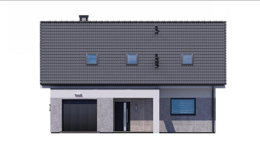 Ka39 T Projekt domu Ka39 T