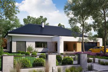 Projekt domu Ka70 T