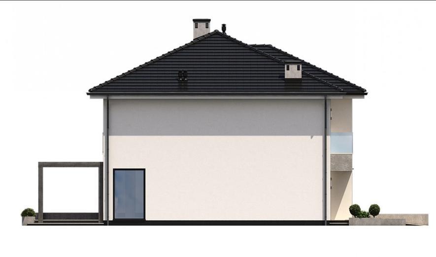 Ka123 Projekt domu Ka123
