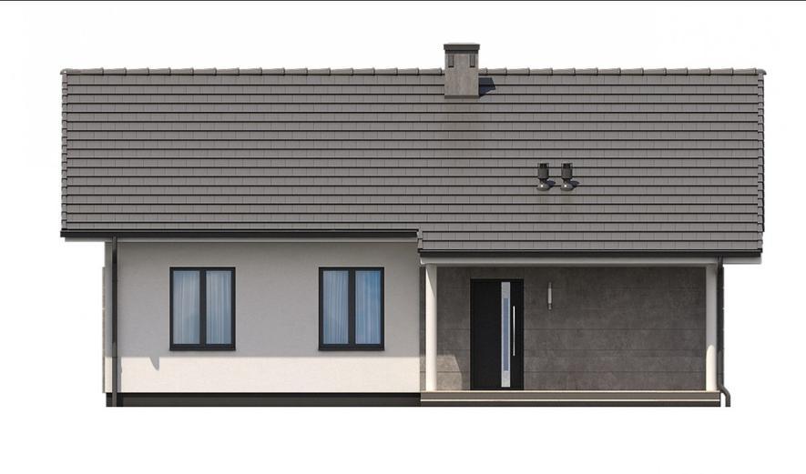 Ka121 Projekt domu Ka121