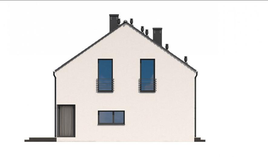 Ka113 Projekt domu Ka113