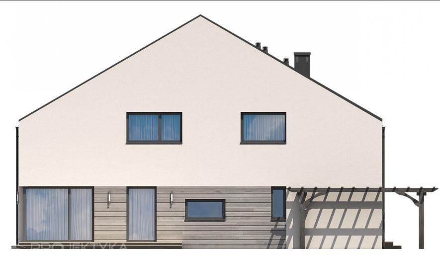 Ka111 Projekt domu Ka111