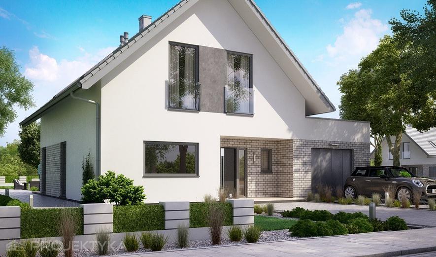 Ka110 Projekt domu Ka110