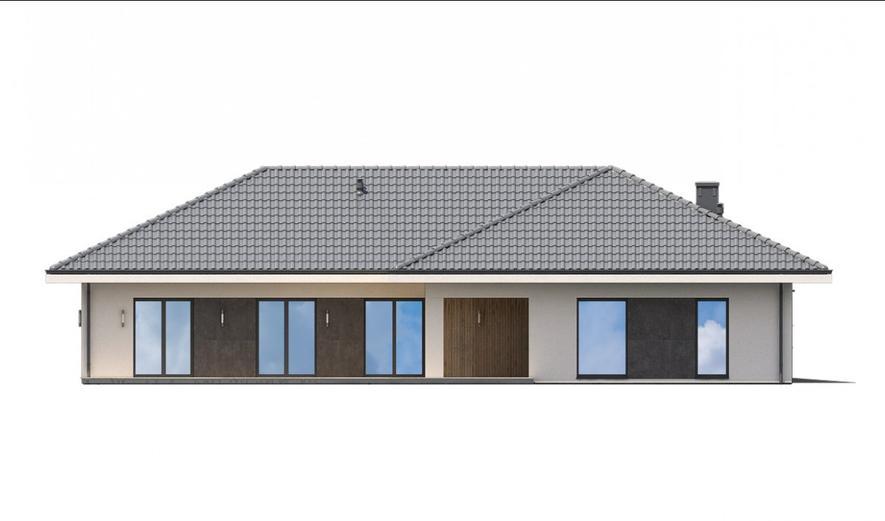 Ka108 Projekt domu Ka108