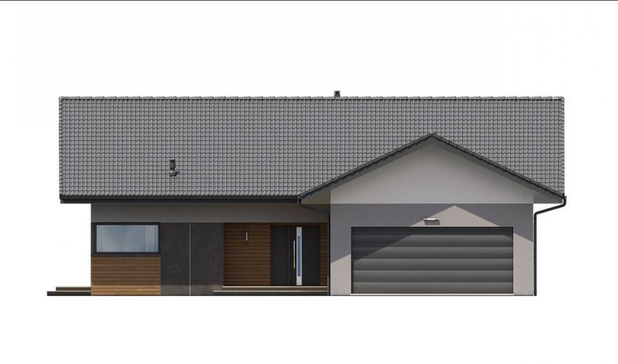 Ka105 Projekt domu Ka105