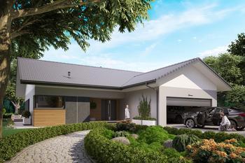 Projekt domu Ka105