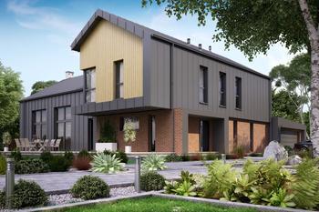 Projekt domu Ka100 M