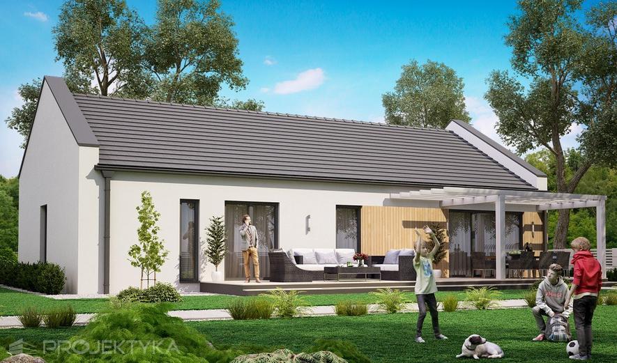 Ka99 Projekt domu Ka99