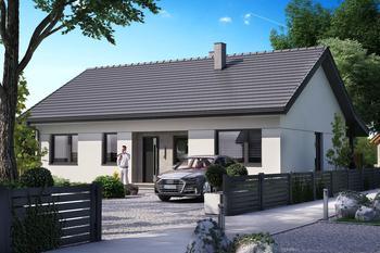 Projekt domu Ka137