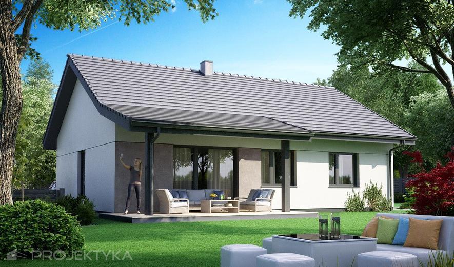 Ka137 Projekt domu Ka137