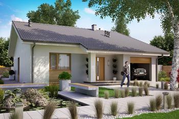 Projekt domu Ka91 T