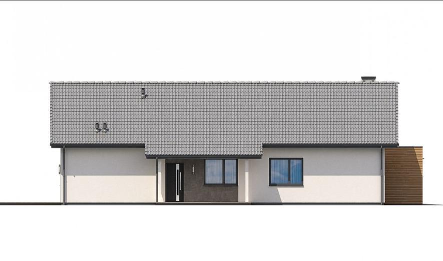 Ka83 T Projekt domu Ka83 T