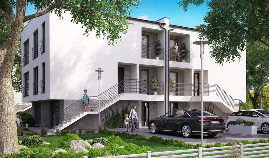 Ka132 Projekt domu Ka132