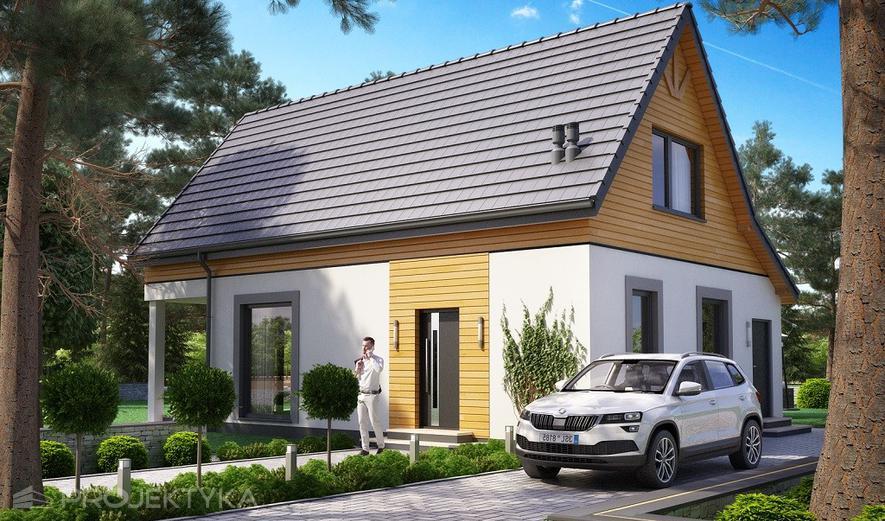 Ka81 T Projekt domu Ka81 T