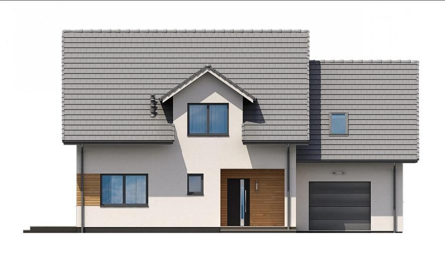 Ka80 Projekt domu Ka80