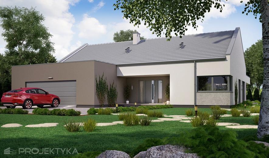 Ka75 Projekt domu Ka75