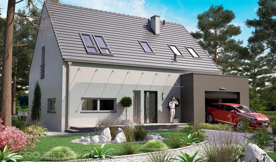 Ka72 Projekt domu Ka72