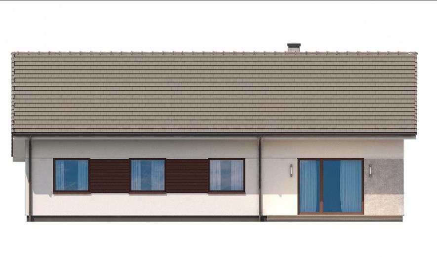 Ka71 Projekt domu Ka71