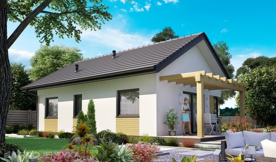 Ka131 Sz Projekt domu Ka131 Sz