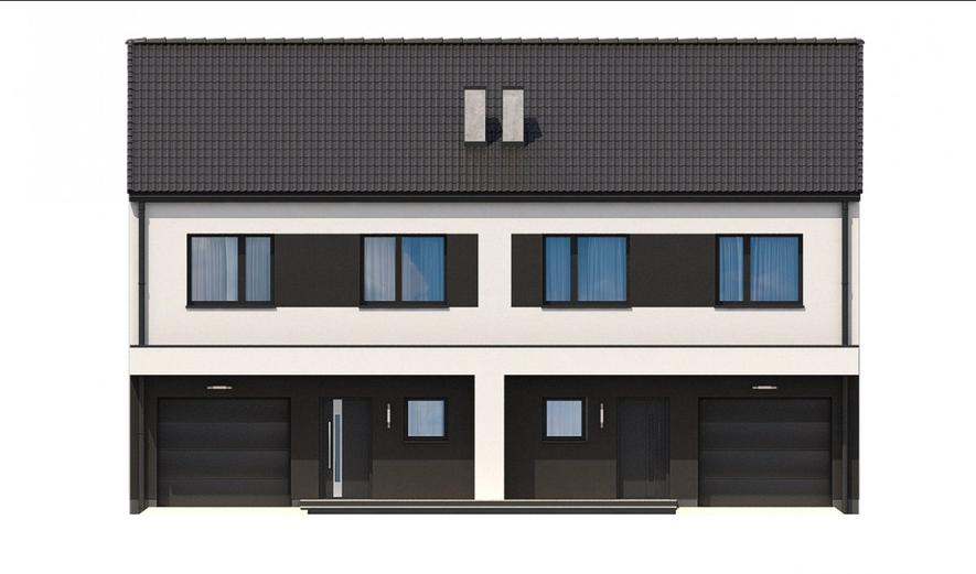 Ka67 Projekt domu Ka67