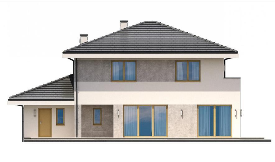Ka64 Projekt domu Ka64