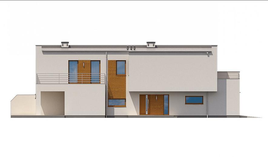 Ka63 Projekt domu Ka63