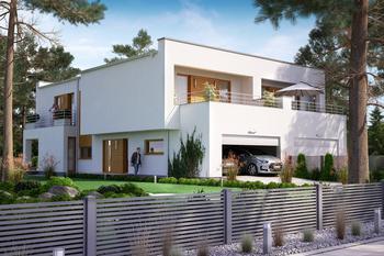 Projekt domu Ka63