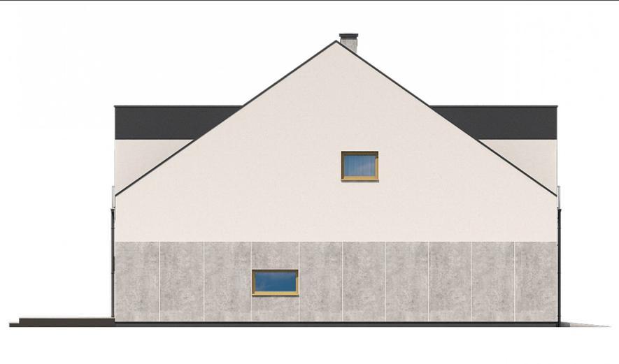 Ka62 S Projekt domu Ka62S