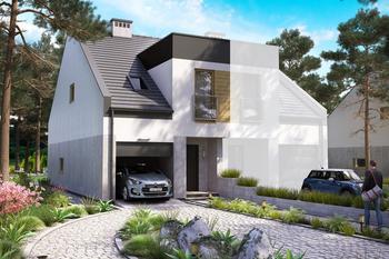 Projekt domu Ka62S (segment)