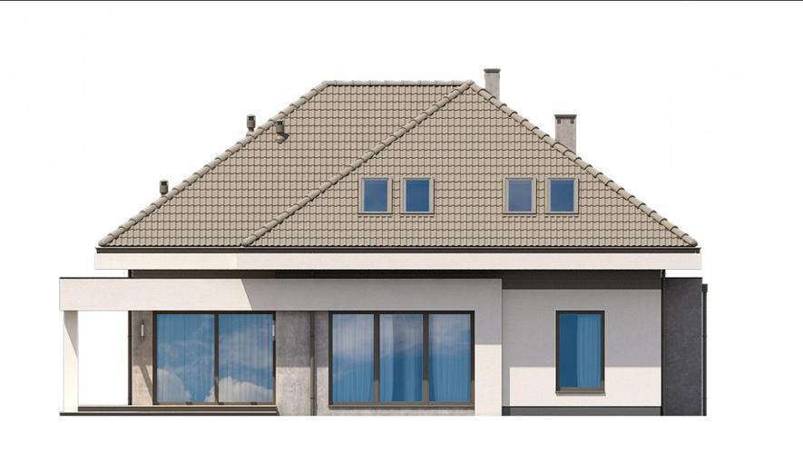Ka61 Projekt domu Ka61