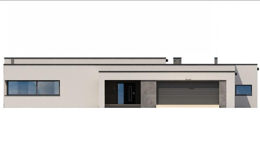 Ka130 M Projekt domu Ka130 M
