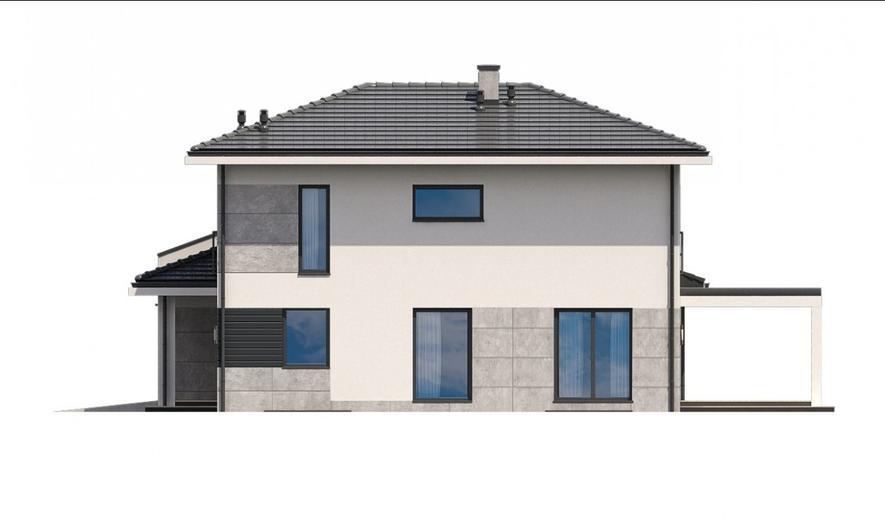 Ka60 Projekt domu Ka60