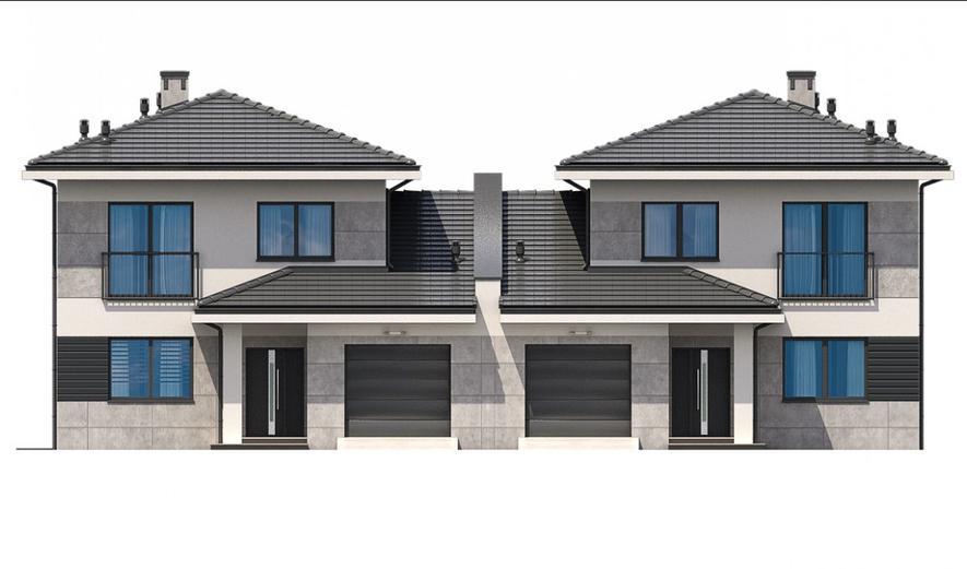 Ka60 S Projekt domu Ka60 S