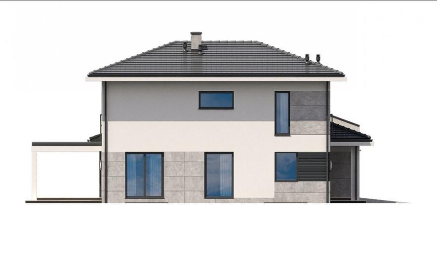 Ka60 P Projekt domu Ka60 P