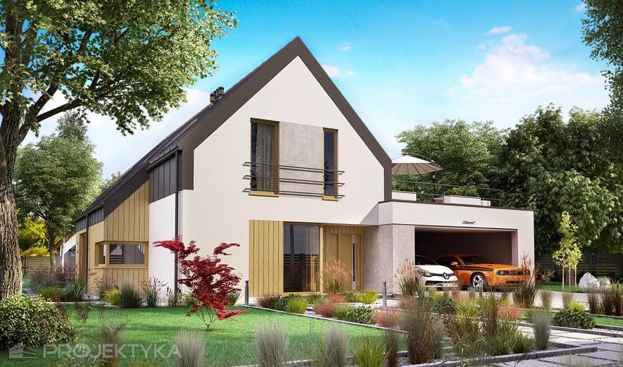 Ka57 Projekt domu Ka57