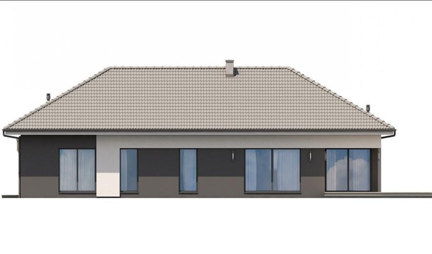 Ka55 Projekt domu Ka55